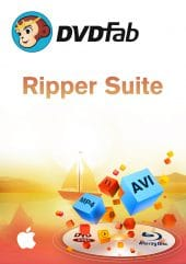 DVDFab Ripper Suite Mac - Packshot