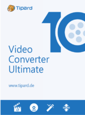Tiparrd Video Converrter Ultimate 10